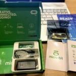Unpacking my Micro:bit